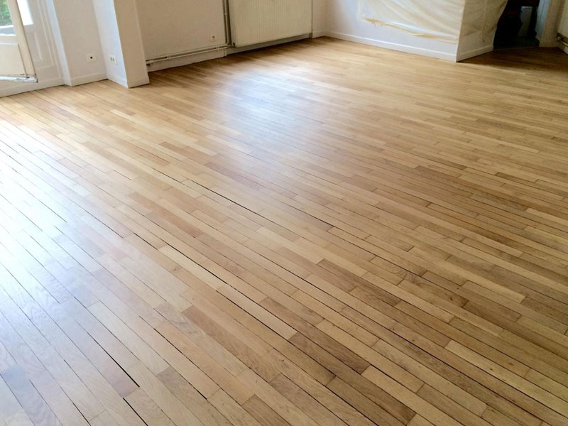 Renovation de parquet à Paris 15