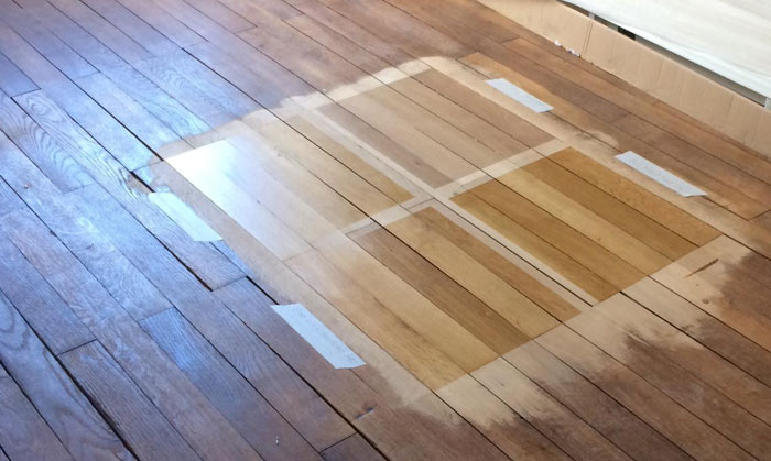 Réparation de parquet à Paris 16